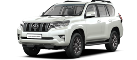 Toyota Land Cruiser Prado 2.8d AT6 (177 л.с.) 4WD Элеганс